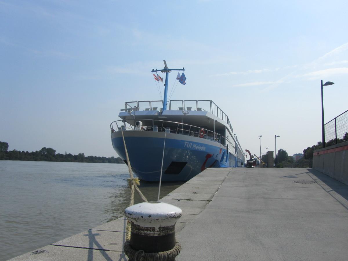 barco con soga